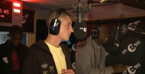 Ghetts, Devlin, Griminal, Lil Nasty, Maxsta & Dolla freestyle Radio 1 & 1Xtra