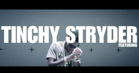 Tinchy Stryder - Game Over image