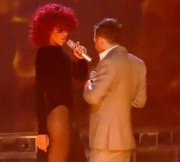 Matt Cardle & Rihanna